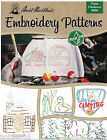 The Great Outdoors Aunt Marthas Hot Iron Embroidery Transfers Booklet 406