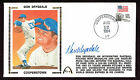 Don Drysdale Cards and Autographed Memorabilia Guide 31