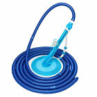 New Automatic Inground Pool Cleaner Above Ground Swimming Vacuum Hose Climb Wall