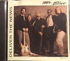 Mr. Blue - Deliver The News (Like New CD From My Collection Free Ship