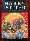 Harry Potter and the Deathly Hallows by J K Rowling Hardback 1st Edition