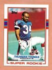 1989 Topps Football Complete Set 396 Cards + 132 Card Traded Irvin Aikman NRMT
