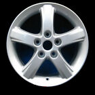 02 03 Mazda Protege 16X6 Factory OEM 5 Spoke Silver Wheel Rim 64852