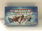 2013 Cryptozoic DC Comics Women of Legend Sealed Trading Card Box w Sketch