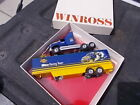 Winross Sunoco Gas Ultra 94 Racing Terry Labonte Ford Semi Truck Transporter