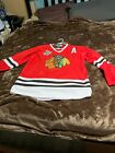 Duncan Keith CHICAGO BLACKHAWKS 2015 STANLEY CUP AUTHENTIC RBK Reebok JERSEY 50