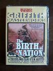 DW Griffith THE BIRTH OF A NATION 2 disc DVD brand new factory sealed