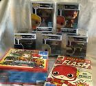 SDCC 2019 Exclusive Big Bang Theory Funko Pop Set Pack W Shirts SZ L. IN HAND!