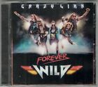 Forever Wild CRAZY LIXX  CD ( BRAND NEW 2019)