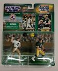 Brett Favre - Starting Lineup Classic Doubles 1999 Sealed New in Box Packers