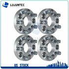 4Pc 1 25mm Thick Hubcentric 5x1143 Wheel Spacers For 2007 2017 Acura RDX
