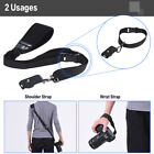 Professional Rapid Release Camera Neck Wrist Strap Outdoor Shoot New Andoer O0W4