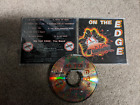 On The Edge – No Control CD Ultra Mega Rare Can-Indie AOR/Melodic Rock