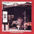 Live in Concert by James Gang (CD, Oct-2006) feat. Joe Walsh