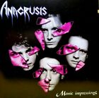 ANACRUSIS - Manic Impressions - CD  1991 EXCELLENT CONDITION / FREE SHIPPING