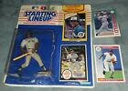 Starting Lineup 1990- Kirby Puckett and Jesse Barfield - NY Yankees, Twins - NEW