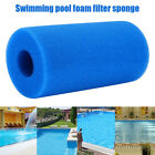 Soft Reusable Foam Hot Tub Filter Cartridge Pure Clean Spa Pool For Intex Type H