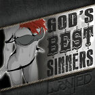 WANTED - GOD`S BEST SINNERS  (CD NEW) Kiss, Guns n Roses, Firehouse, Van Halen,