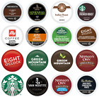 Bold K Cup Coffee Variety Pack for Keurig Brewers Brand Name Sampler 30 Count