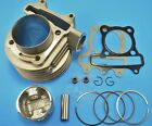 GY6 150cc Scooter Moped ATV Quad Go kart Engine Cylinder Piston Kit Parts