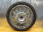 2001-2006 Honda Shadow Spirit VT750 DC FRONT WHEEL RIM W NICE TIRE 44650-MCL-000