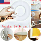 Reusable Magic Nano Tape Double Sided Traceless Adhesive Clear Tape Removable US