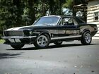 1968 Ford Mustang GT Tribute 1968 Ford Mustang GT Tribute 66600 Miles Black Coupe 3 Speed Automatic