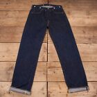 Womens Vintage Levis LVC 501XX Cinch Back Selvedge Denim Jeans 29 x 34 R14036