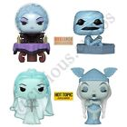 HAUNTED MANSION FUNKO POP BOXLUNCH HOT TOPIC EXCLUSIVE DISNEY POP SET PREORDER