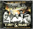 FUNKY FRESH SEX CREW/VANITY & INSANITY CD [CELLSKI/SAN QUINN/ANDRE NICKATINA]