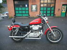1999 Harley-Davidson Sportster  1999 HARLEY DAVIDSON XL1200S SPORT ADJUSTABLE SUSPENSION FACTORY RED RARE BIKE