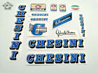 CHESINI V3 blue decal set sticker complete bicycle silk screen FREE SHIPPING