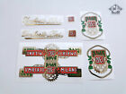 UMBERTO DEI decal set sticker complete bicycle cicli epoca FREE SHIPPING