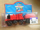 1998 Thomas Wooden JAMES RED ENGINE rare with box