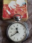INGERSOLL POCKET WATCH AND STOP WATCH WITH ORIGINAL BOX