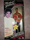 VINTAGE LJN TOYS MICHAEL JACKSON 12 FIGURE AMERICAN MUSIC AWARDS OUTFIT MISB