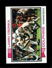 1973 Topps Football Cards 8