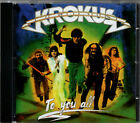Krokus To You All CD new