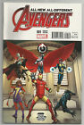 ALL NEW ALL DIFFERENT AVENGERS  1 LOCAL COMIC SHOP DAY VARIANT