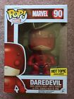 Funko Pop! Hot Topic Exclusive Marvel Daredevil #90