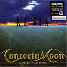 NEW CONCERTO MOON Life The Wire + 1 JAPAN CD Double Dealer Animetal Shred Metal