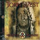 NEW JOHN WEST Earth Maker JAPAN CD Royal Hunt Artension Emir Hot Sun Red Sun