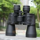 10x25 High Power Military Binoculars Day Night BAK4 Optics Hunting Camping + Bag