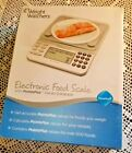 Weight Watchers Electronic Food Scale w Points Plus Values Database NIB