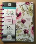 NEW me  my BIG Ideas The Happy Planner FAITH Classic Happy Notes Notebook