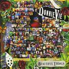 NEW 2019 JAPAN CD DONNIE VIE BEAUTIFUL THINGS WITH BONUS TRACK