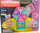 NEW Magformers Inspire 30pc Set For Brain Training Creative Stimulating