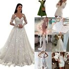 Womens Wedding Bridesmaid Long Maxi Dress Formal Evening Prom Party Gown Dress