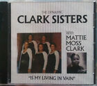 The Dynamic Clark Sisters