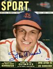 Stan Musial Cards, Rookie Cards and Autographed Memorabilia Guide 27